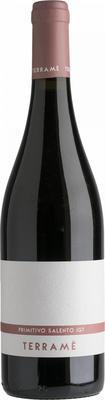 Вино красное сухое «Primitivo Salento Rosso Terrame» 2016 г.