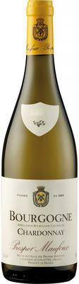 Вино белое сухое «Prosper Maufoux Bourgogne Chardonnay» 2016 г.