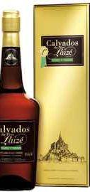 Кальвадос «Calvados du pere Laize VS» в подарочной упаковке