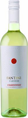 Вино белое полусухое «Fantini Chardonnay» 2016 г.