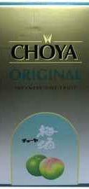 Напиток винный «Choya Original Red»