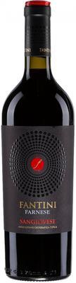 Вино красное полусухое «Fantini Sangiovese» 2016 г.