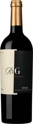 Вино красное сухое «R&G Rolland Galarreta» 2012 г.