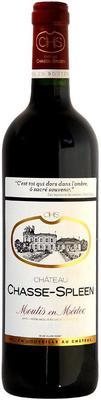 Вино красное сухое «Chateau Chasse Spleen» 2011 г.