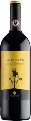 Вино красное сухое «Al Limite Chianti Classico San Leonino»