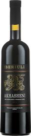 Вино красное полусладкое «Akhasheni Iberiuli» 2018 г.