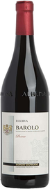 Вино красное сухое «Barolo Perno Riserva» 2008 г.