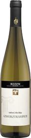 Вино белое сухое «Bolzano Gewurztraminer»
