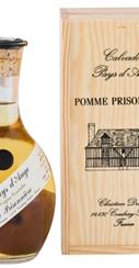 Кальвадос «Calvados Pays d'Auge Pomme Prisonniere» в подарочном деревянном футляре