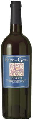 Вино белое полусухое «Feudo Del Golfo Viognier»