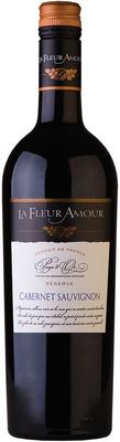 Вино красное сухое «La Fleur Amour Cabernet Sauvignon»