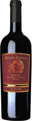Вино красное полусухое «Corleo Shiraz» 2013 г.