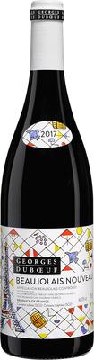 Вино красное сухое «Beaujolais Nouveau»