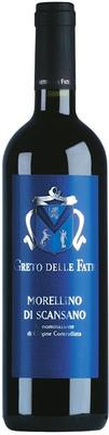 Вино красное сухое «Greto delle Fate Morellino di Scansano»