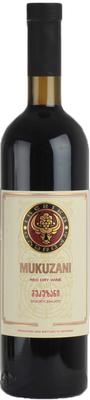 Вино красное сухое  «Iberika Mukuzani»