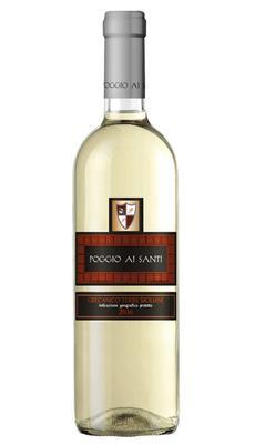 Вино белое сухое «Poggio ai Santi Grecanico»