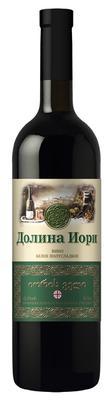 Вино столовое белое полусладкое «Долина Иори»