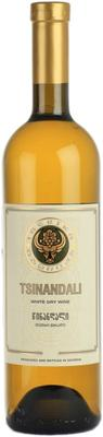 Вино белое сухое «Iberika Tsinandali»