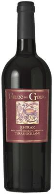 Вино красное полусухое «Feudo Del Golfo Shiraz»