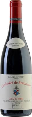 Вино красное сухое «Coudoulet de Beaucastel Cotes-du-Rhone» 2012 г.