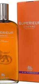 Коньяк французский «A. de Fussigny Superior Fine Champagne» в подарочной упаковке