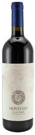 Вино красное сухое «Montessu » 2015 г.