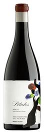 Вино красное сухое «Petalos» 2015 г.