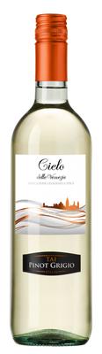 Вино белое полусухое «Tai Pinot Grigio» 2016 г.