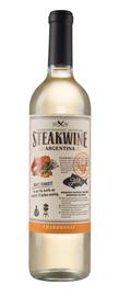 Вино белое полусухое «Steakwine Chardonnay»