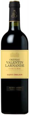 Вино красное сухое «Chateau Valentin Larmande Saint-Emilion» 2015 г.