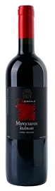 Вино красное сухое «Besini Mukuzani» 2016 г.