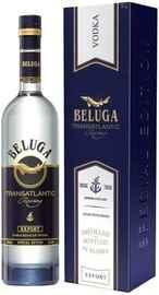 Водка «Beluga Transalantic Racing» в картонной упаковке на магнитах
