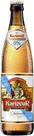 Пиво «Karlovar Nulevocka»