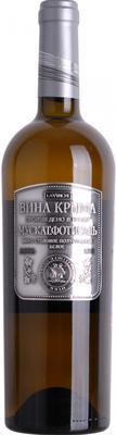 Вино столовое белое полусладкое «Мускат Фотисаль, 0.75 л»