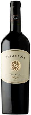 Вино красное полусухое «Primasole Primitivo» 2016 г.