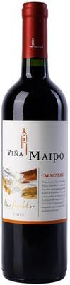 Вино красное полусухое «Carmenere Mi Pueblo» 2016 г.