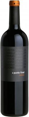 Вино красное сухое «Punto Final Malbec» 2016 г.