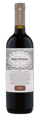 Вино красное сухое «Nero d`Avola Terre Siciliane» 2016 г.