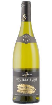 Вино белое сухое «Guy Saget Pouilly-Fume» 2016 г.