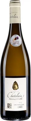 Вино белое сухое «Pouilly-Fume Les Chailloux Silex» 2016 г.