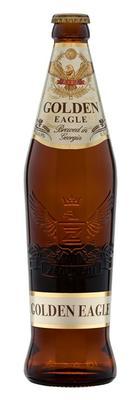 Пиво «Golden Eagle»
