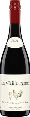 Вино красное сухое «La Vieille Ferme Cotes du Ventoux» 2016 г.