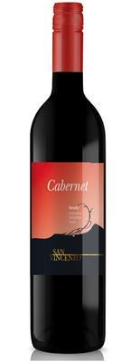 Вино красное сухое «San Vincenzo Cabernet»