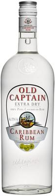 Ром «Old Captain Extra Dry, 1 л»