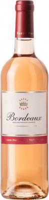 Вино розовое сухое «Bordeaux La Baronnie Rose»