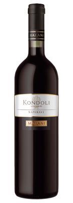 Вино красное сухое «Marani Kondoli Saperavi»