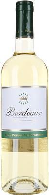 Вино белое сухое «Bordeaux La Baronnie Blanc»