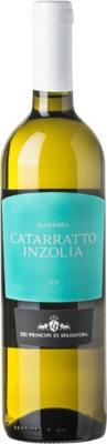 Вино белое сухое «Alambra Catarratto Inzolia»