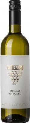 Вино белое полусухое «Muskat Ottonel»