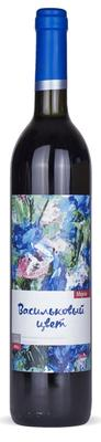 Вино красное сухое «Васильковый цвет Мерло»
